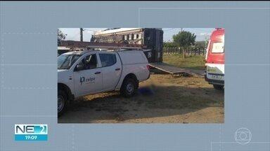 Eletricista da Celpe é morto enquanto tentava cortar energia elétrica de cliente - Caso ocorreu na zona rural de Limoeiro, no Agreste do estado.