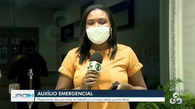 Pagamento do auxílio emergencial começa na quarta-feira, 30 - Todas as parcelas serão pagas até o dia 29 de dezembro.