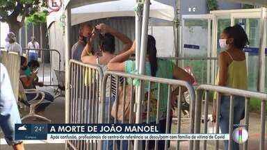 Profissionais do hospital se desculpam com família de vítima de Covid-19 em Campos, no RJ - A funcionária da unidade de saúde admitiu que confundiu os nomes durante a ligação.