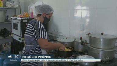 Ribeirão Preto registra duas mil novas empresas entre junho e agosto - A crise financeira criada pela pandemia tirou o emprego de muita gente, mas muitos abriram o próprio negócio.