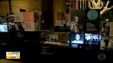 Cais do Sertão reabre as portas para o público no Recife - Museu estava fechado por causa da pandemia de Covid-19.