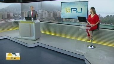 Bom Dia Rio - Edição de quinta-feira, 01/10/2020 - As primeiras notícias do Rio de Janeiro, apresentadas por Flávio Fachel, com prestação de serviço, boletins de trânsito e previsão do tempo.