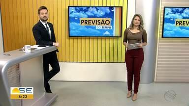 Seca em Frei Paulo é um dos destaques do Quadro Previsão nesta quinta-feira (01/10) - Seca em Frei Paulo é um dos destaques do Quadro Previsão nesta quinta-feira (01/10).