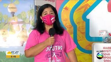 Campanha Outubro Rosa inicia nesta quinta-feira em Sergipe - Campanha Outubro Rosa inicia nesta quinta-feira em Sergipe.
