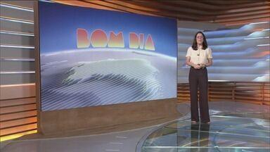 Bom Dia Brasil - Edição de quinta-feira, 01/10/2020 - O telejornal, com apresentação de Chico Pinheiro e Ana Paula Araújo, exibe as primeiras notícias do dia no Brasil e no mundo e repercute os fatos mais relevantes.