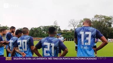 Londrina terá desafios em sequência na Série C - Tubarão terá três adversários diretos nas próximas rodadas da Terceirona