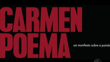 Projeto Carmen Poema estreia nesta quinta-feira - O trabalho foi desenvolvido pelo coletivo Quântica Teatro Laboratório e aprovado pelo Programa de Fomento a Arte e Cultura de Mogi das Cruzes.