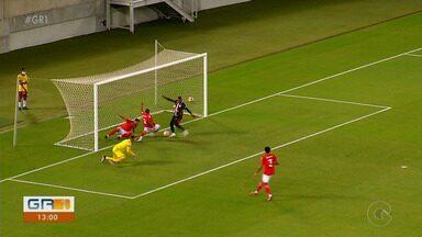 Salgueiro vence o América-RN, pela Série D - O Carcará ganhou por 1 a 0, jogando fora de casa.