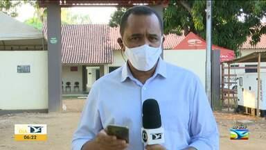 Acompanhe os números da Covid-19 em Balsas - Repórter Gil Santos atualiza na manhã desta sexta-feira (2) os números do novo coronavírus na cidade.