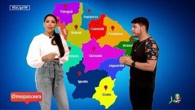 Todo o sucesso da página Meu País Ceará no Se Liga Vm - Niara Meirele conversa com os administradores da página Meu País Ceará sobre o sucesso nas redes