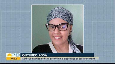 Conheça a história de mulheres que tiveram câncer de mama - Pacientes falam da importância do Outubro Rosa