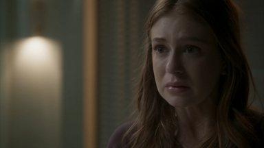 Rosângela culpa Eliza pelo esfaqueamento de Jonatas - Fabinho avisa Germano e Lili que Jonatas foi esfaqueado