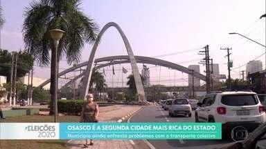 Osasco tem 7 candidatos à prefeitura nas eleições 2020 - Município é um dos maiores da grande São Paulo e o segundo mais rico do estado.