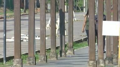 Governo libera utilização de parques e praças - Governo libera utilização de parques e praças