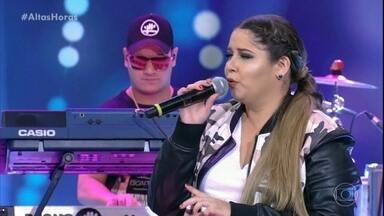 Marília Mendonça canta 'Infiel' - Reveja apresentação da cantora em 2017