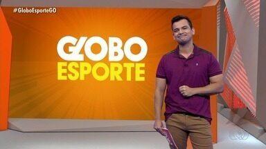 Globo Esporte GO - 12/10/2020 - Íntegra - Confira a íntegra do programa Globo Esporte GO - 12/10/2020.