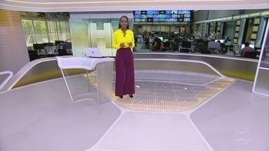 Jornal Hoje - Edição de 12/10/2020 - Os destaques do dia no Brasil e no mundo, com apresentação de Maria Júlia Coutinho.