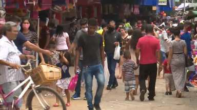 Movimento no comércio de Rio Branco é intenso no Dia das Crianças - Movimento no comércio de Rio Branco é intenso no Dia das Crianças