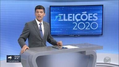 Eleições 2020: candidatos a prefeito de Poços de Caldas saem às ruas nesta segunda-feira - Eleições 2020: candidatos a prefeito de Poços de Caldas saem às ruas nesta segunda-feira