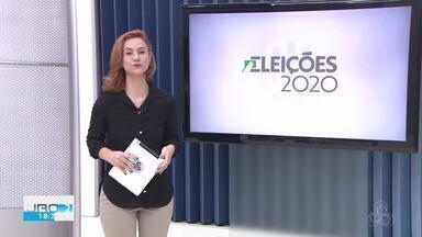 Confira como foi o dia dos candidatos à prefeitura de Porto Velho - Veja como foi o dia de Coronel Ronaldo Flores, Cristiane Lopes e Dr. Breno Mendes.