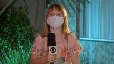 TV TEM exibe reportagem especial sobre o Dia das Crianças - A TV TEM produziu uma reportagem especial sobre o Dia das Crianças para mostrar como estão as vidas dos pequenos durante a pandemia de coronavírus.
