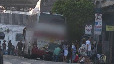 Circulação de transporte clandestino aumenta pelo país durante a pandemia - Só neste feriadão de 12 de outubro, foram apreendidos mais de 30 ônibus clandestinos em três estados.