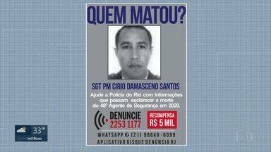 Vai ser enterrado nesta terça (13) corpo de PM morto na Av. Brasil - Cirio Damasceno foi baleado durante perseguição policial na altura de Deodoro.