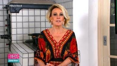 Programa de 14/10/2020 - Confira a receita de Simone no quadro 'Tem Que Ir na Ana Maria' e relembre o passo a passo da deliciosa receita do crepe de polvilho