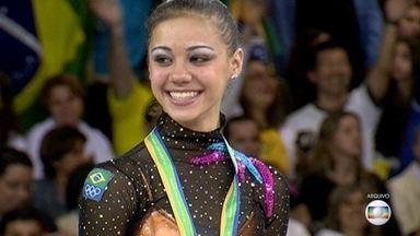 Ana Paula Scheffer, ex-atleta da Seleção Brasileira de Ginástica, morre aos 31 anos - Ela foi medalhista de bronze na prova do arco nos jogos Panamericanos de 2007, no Rio.