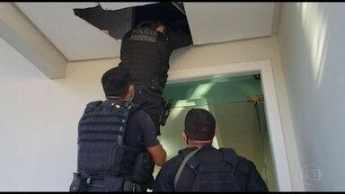 Polícia Federal faz operação contra desvios de verba na saúde em Roraima - Presidente regional do Democratas e procurador do estado de Roraima são investigados por superfaturamento e desvio de dinheiro