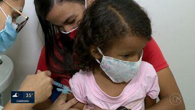 Tem início Campanha de Multivacinação - O objetivo é atualizar os cartões de vacina de crianças e adolescentes menores de 15 anos em todo país