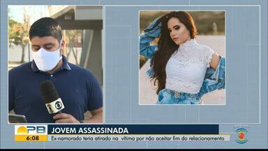Jovem é assassinada pelo ex-namorado com tiro na cabeça em Boqueirão - População quis linchar suspeito, mas Polícia não deixou