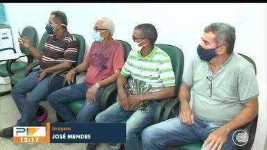 Reunião define situação fundiária no povoado Santa Teresa - Reunião define situação fundiária no povoado Santa Teresa