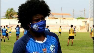 Meia Vagalume é reforço do Andradina para a disputa da quarta divisão do Paulista - Meia Vagalume é reforço do Andradina para a disputa da quarta divisão do Paulista.