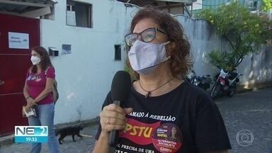 Cláudia Ribeiro propõe redução de salários de governantes e criação de taxas para fortunas - Candidata a prefeita pelo PSTU participou de evento, nesta terça (20), na Zona Sul