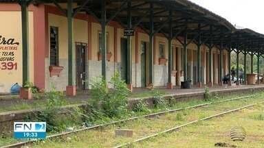 Reativação da linha férrea na Nova Alta Paulista anima empresários e população - Anúncio foi feito pelo governo do Estado de São Paulo.