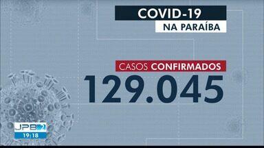 Paraíba tem 129.045 casos confirmados e 3.010 mortes por coronavírus - São 496 casos e 9 mortes confirmadas nesta terça-feira (20).