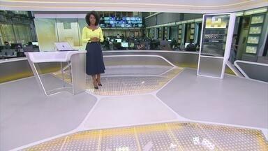 Jornal Hoje - Edição de 21/10/2020 - Os destaques do dia no Brasil e no mundo, com apresentação de Maria Júlia Coutinho.