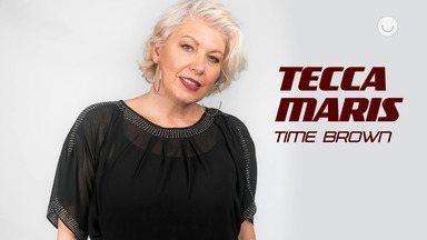 Conheça a participante Tecca Maris, do Time Brown - undefined