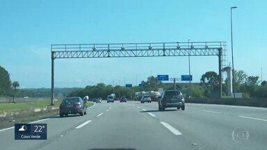 DER vai publicar na internet locais de radares nas estradas de São Paulo - Também serão informados o horário de funcionamento e a velocidade máxima permitida em cada local