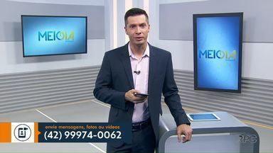 Telespectadores participam do Meio-Dia Paraná deste sábado (24) com mensagens - Envie a sua participação para (42) 99974-0062 ou pelo app Você na RPC.