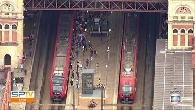 Trens e Metrô de SP transportaram 96 milhões de passageiros em setembro - Dados são da Associação dos Transportadores de Passageiros sob Trilhos. Número é bem menor que o registado no mesmo mês do ano passado.
