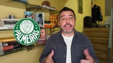 Crônica do Jogo: Atlético-GO 0 x 3 Palmeiras - Crônica do Jogo: Atlético-GO 0 x 3 Palmeiras