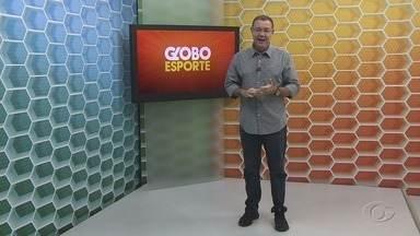 Confira o Globo Esporte-AL desta segunda-feira (26/10), na íntegra - Veja os destaques do esporte alagoano.