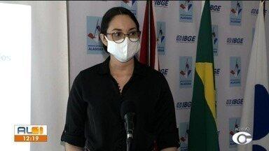 IBGE explica sobre taxa de desemprego em Alagoas no mês de setembro - Instituto também levantou dados sobre a pandemia.
