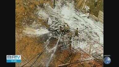 Organização dos Estados Americanos condena Brasil por mortes de trabalhadores em fábrica - Caso aconteceu em explosão que matou 64 pessoas em 1998.