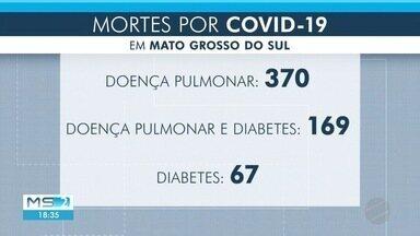 Doenças pré-existentes podem agravar covid-19 - Doenças pré-existentes podem agravar covid-19