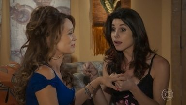 Carmela tenta fazer a cabeça de Tancinha sobre Beto - Apolo planeja fazer a reforma de sua futura casa e, depois de visitar o local, ele resolve dar uma carona para a corretora que é sua vizinha