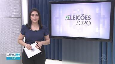Confira como foi a agenda dos candidatos à prefeitura de Porto Velho - Veja como foi o dia de quatro candidatos
