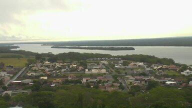 Noroeste começa semana com chuva e ventos fortes - Em Paranavaí choveu 39 mm acompanhada de ventos fracos.